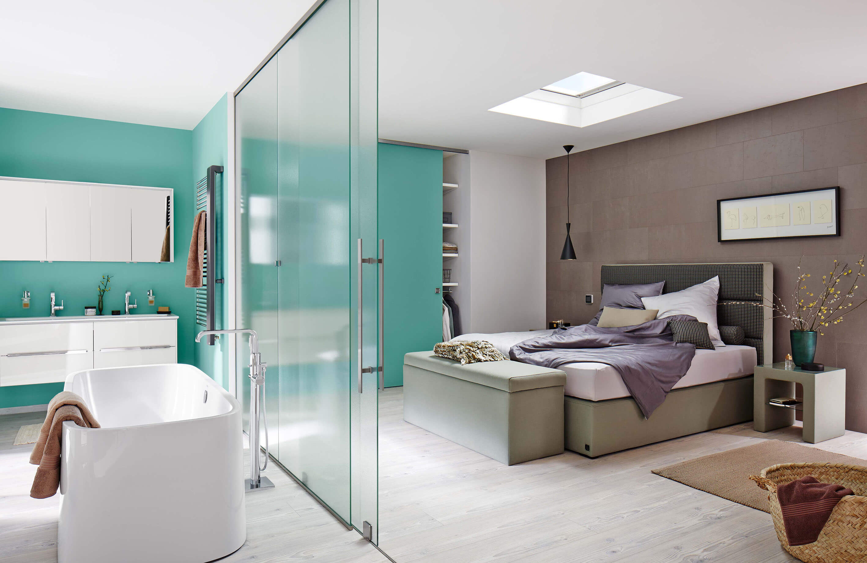 schiebet r aus glas glasschiebet r mit softclose. Black Bedroom Furniture Sets. Home Design Ideas