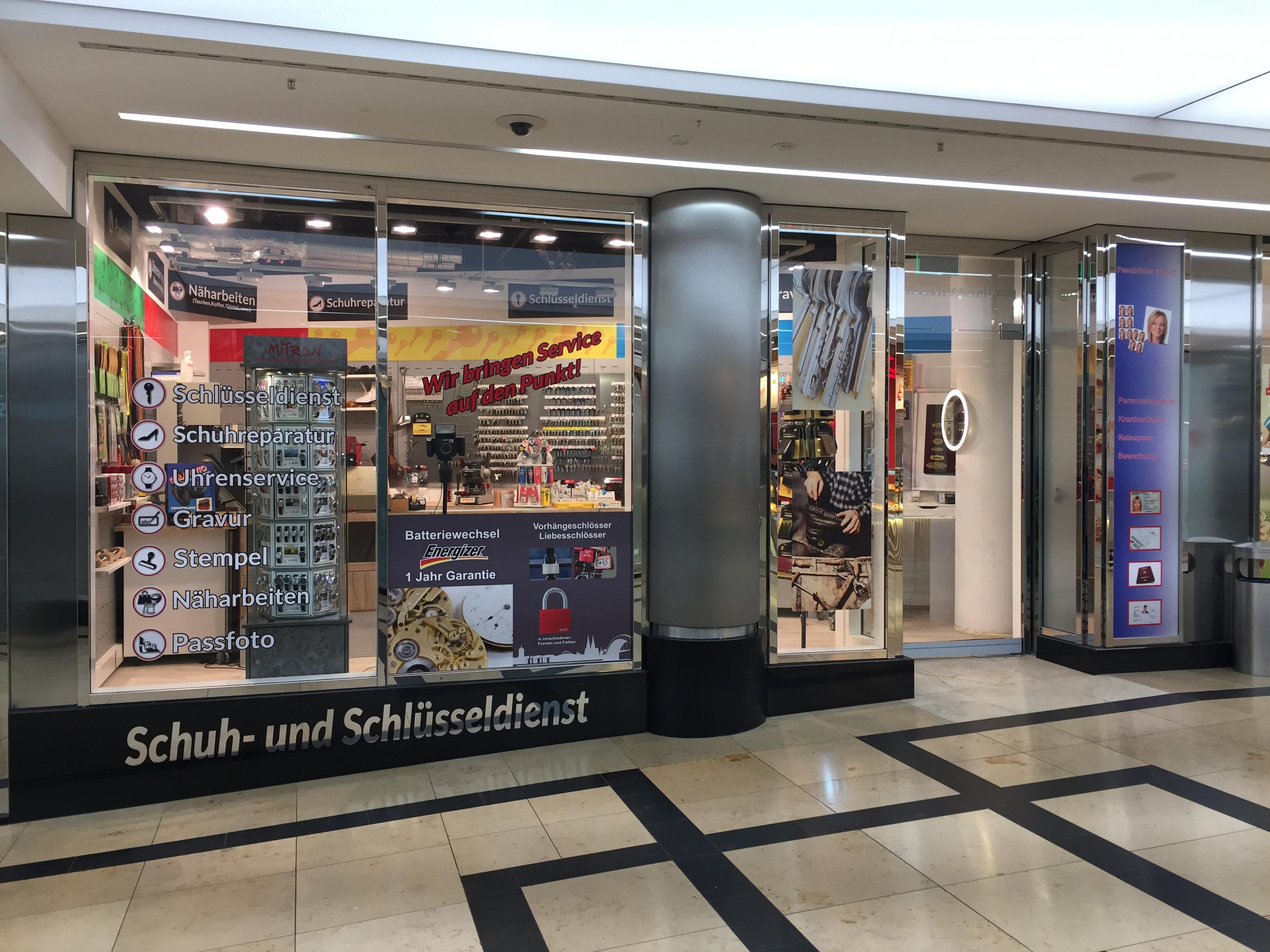 Verglasung Neumarkt Galerie Schlüsseldienst