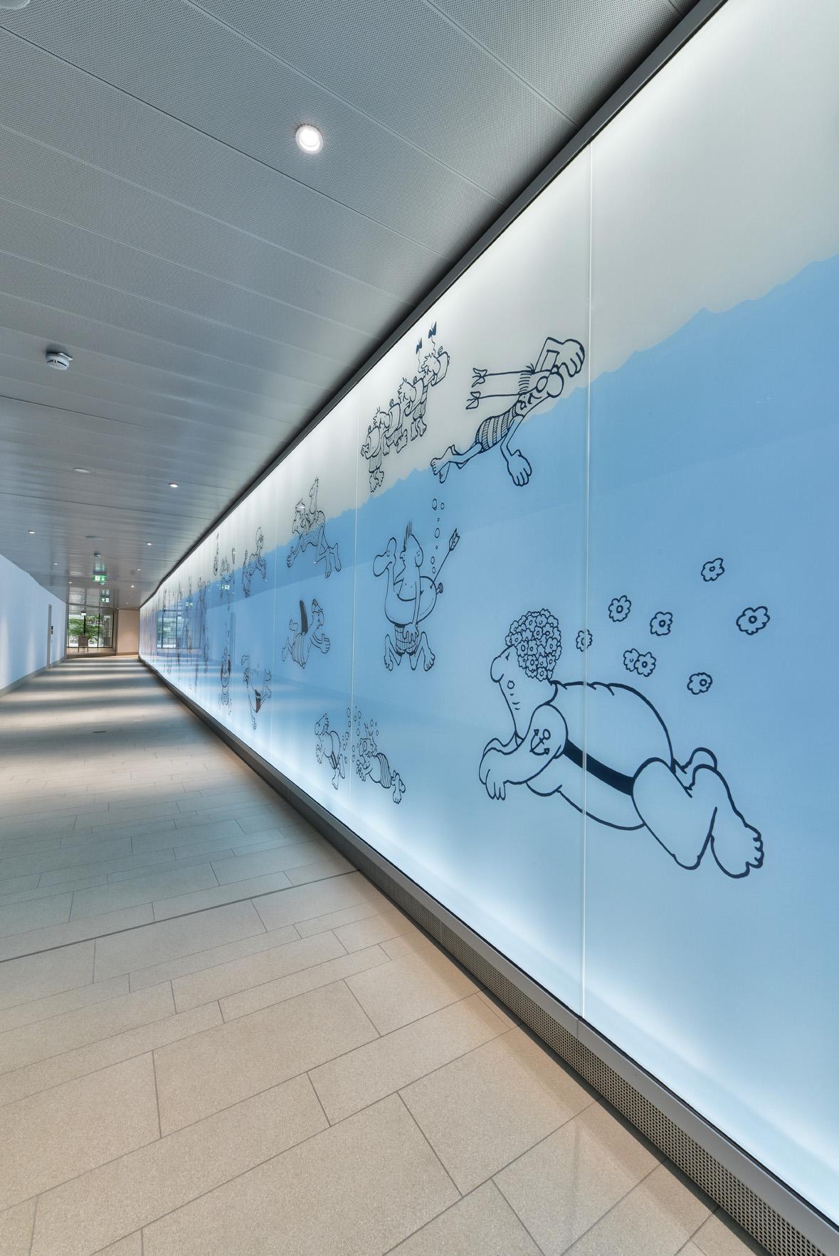Wandverkleidung, Küchenrückwand Fliesenspiegel aus Glas